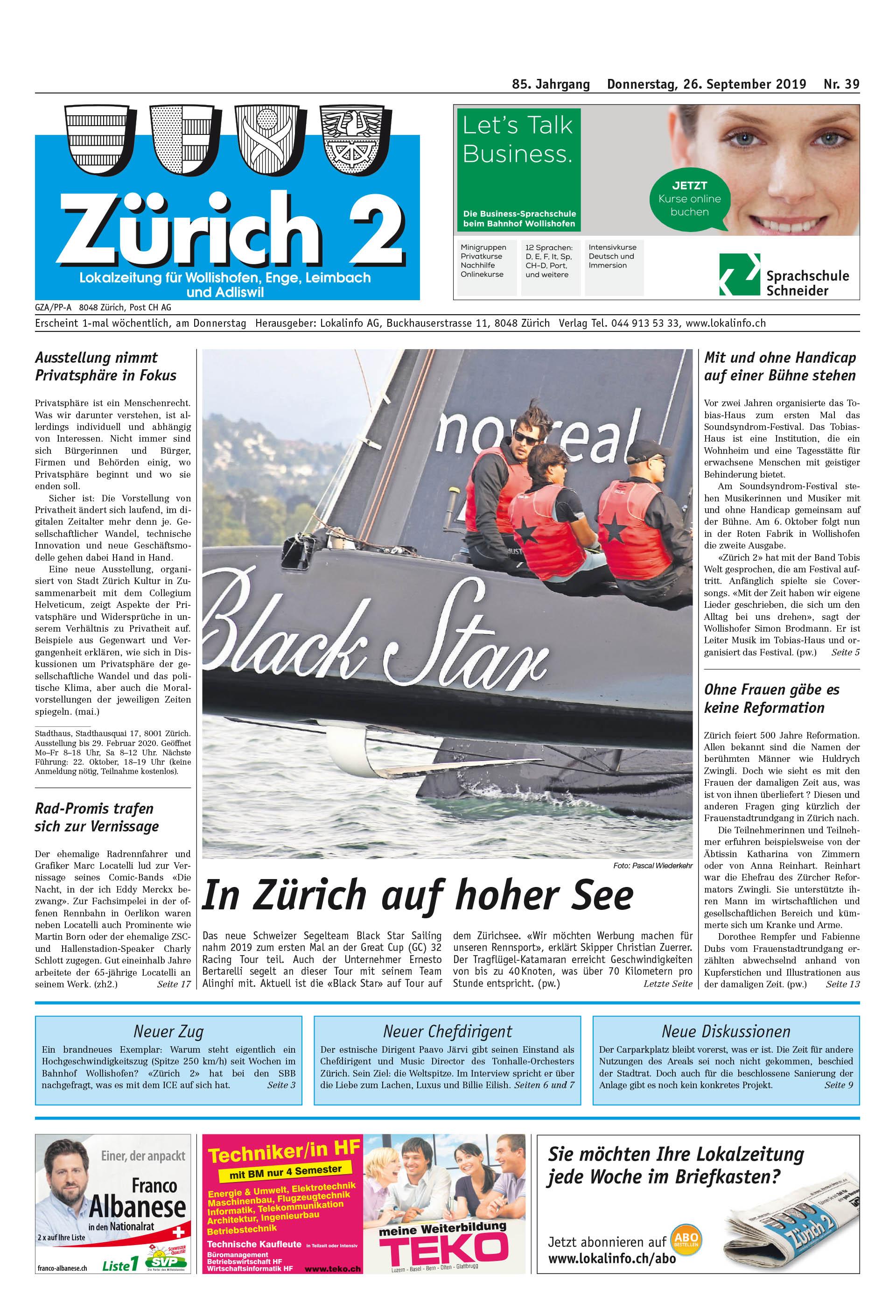 2019-09-26 Zürich 2