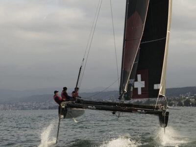 Black Star Sailing – Guest Sailing Zurich 19