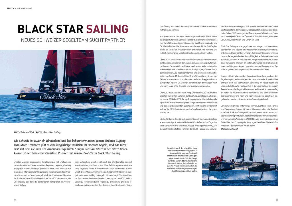 Yachting Swissboat 1-20