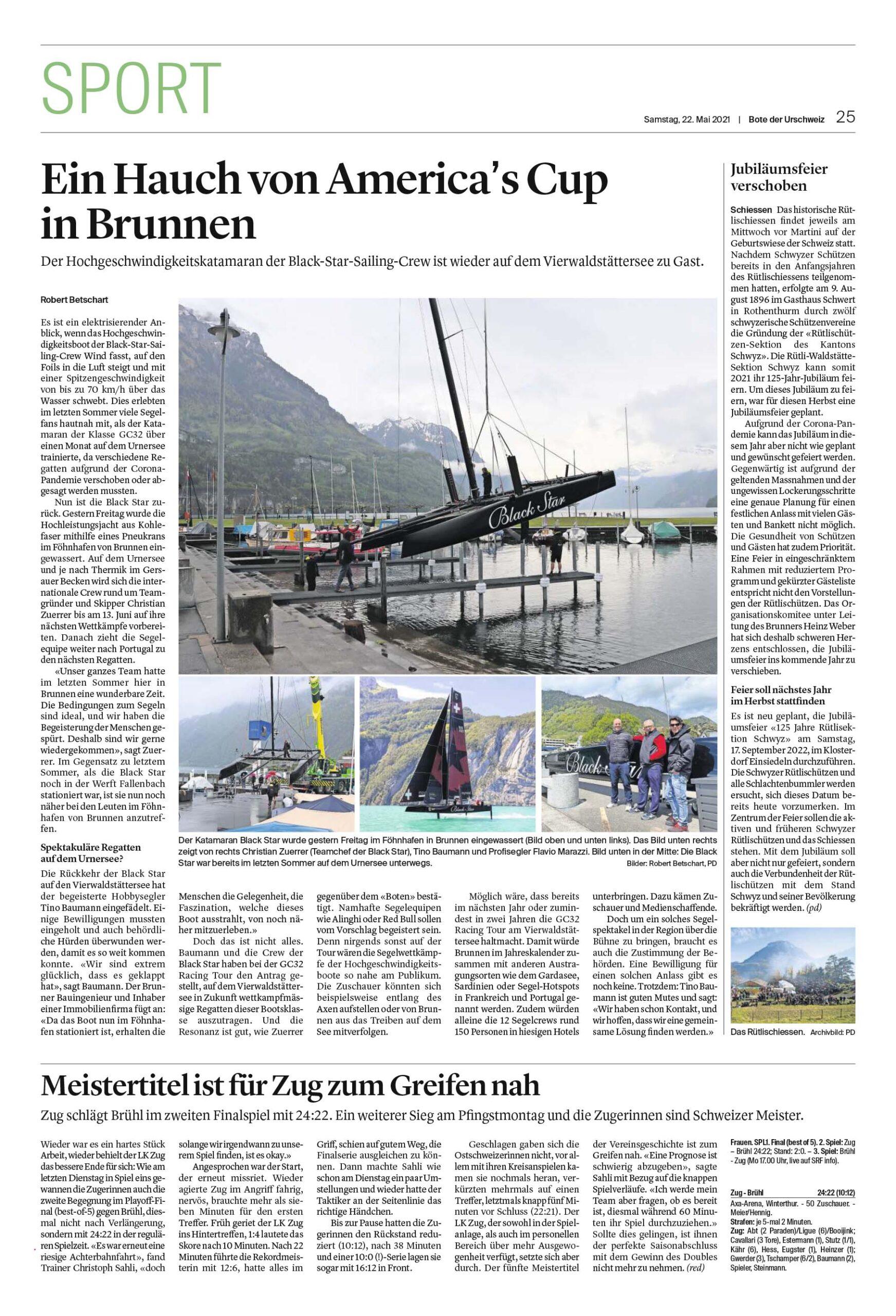 2021-05-22 Bote der Urschweiz